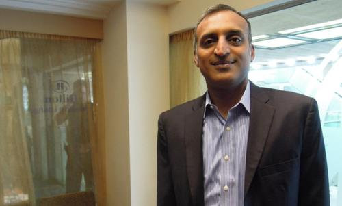 The next phone call is never too far away for Bhaskar Gorti, senior vice president and general manager at Oracle's Communications Global Business Unit.