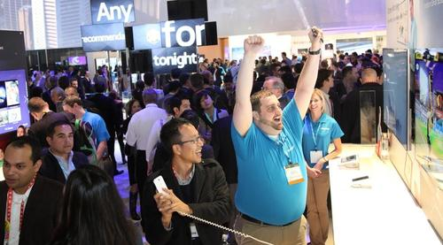 Screen fun at CES 2013: TV technologies are set to capture the attention of those heading for the 2014 show.