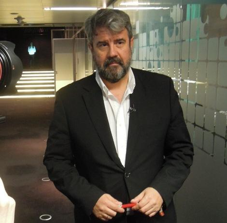 Telefonica CTO Enrique Blanco: 'If we wait, nothing will happen.'