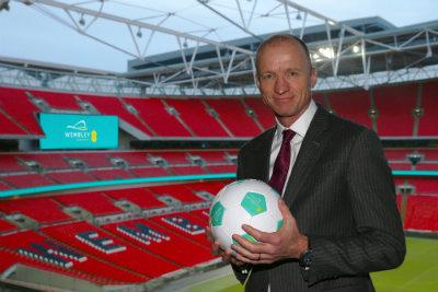 EE CEO Olaf Swantee: A safer pair of hands than Joe Hart? (US readers: Google it.)