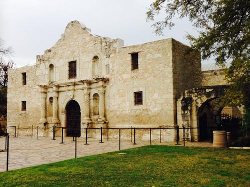 James Bowie, great grandfather of gender-bending pop genius David, had a torrid time at the Alamo, so legend has it.