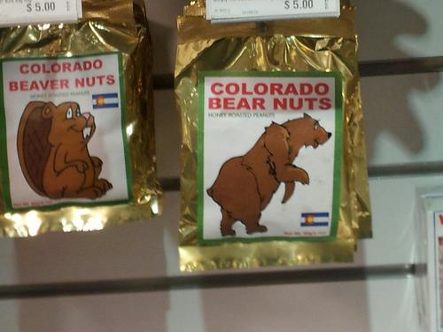 When you can buy these tasty little tidbits at the airport and feel only a little foolish.