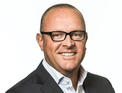 Shaun Page, Big Switch's new VP Worldwide Sales