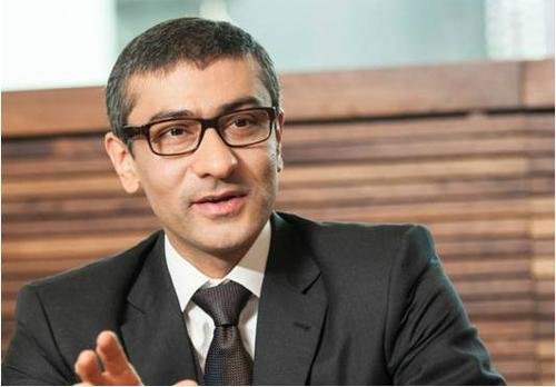 Let's get Suri-ous: The new-look Nokia will be headed up, as expected, by current NSN CEO Rajeev Suri.