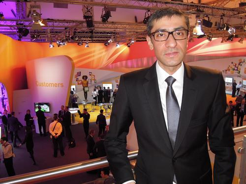 Rajeev Suri is the right person to lead the 'new' Nokia.