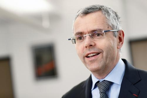 Michel Combes has put in a decent shift as CEO of Alcatel-Lucent.