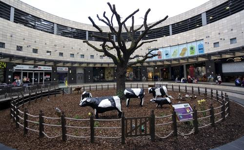 The Internet of Crazy Things: Milton Keynes' concrete cows.