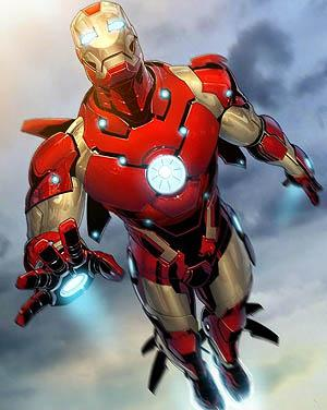 Iron Man bleeding edge, via Wikipedia