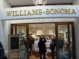 Williams-Sonoma and the bi-modal strategy Credit: Flickr