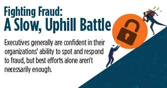Fighting Fraud: A Slow, Uphill Battle