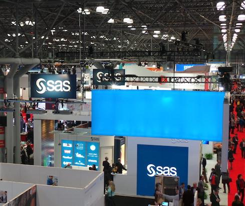 SAS at NRF 2017