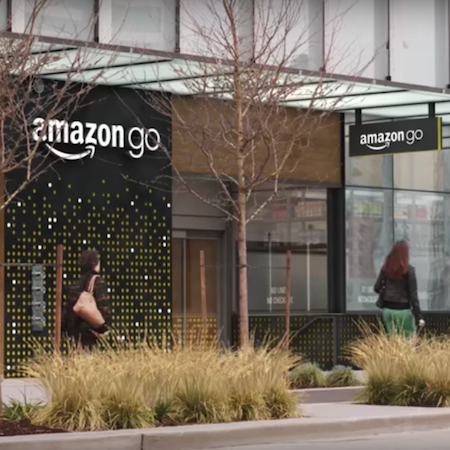Amazon Go Watches Your Every Retail Move