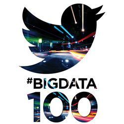 Big Data 100 on Twitter