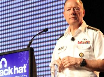 General Keith Alexander at Black Hat 2013
