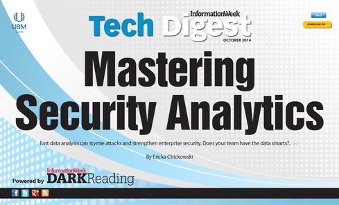 Mastering Security Analytics