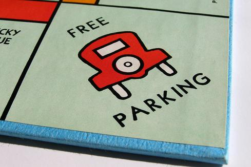 Free Parking Monopoly Mcdonalds Monopoly Free Parking Ver2 Jpg