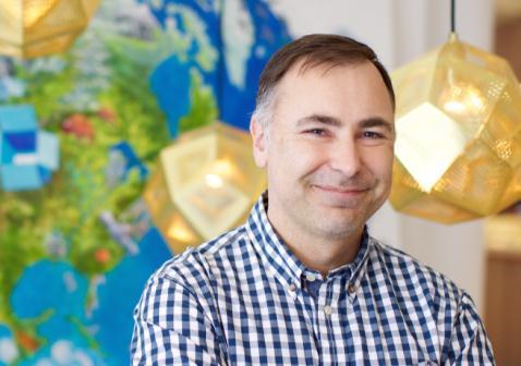 Dropbox Head of Trust & Security Patrick Heim
