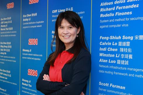 Eva Chen, CEO of Trend Micro