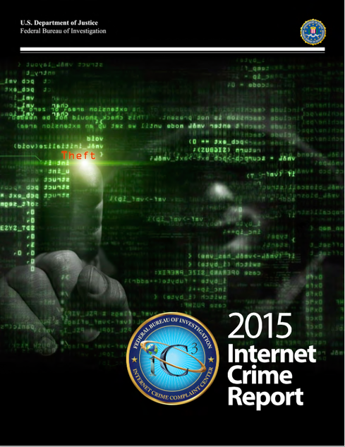 FBI Report: Deconstructing The Wide Scope Of Internet Crime