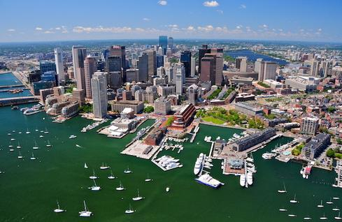 Boston</p>