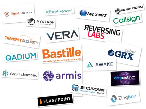 20 Cybersecurity Vendors Getting Venture Capital Love