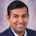 Rishi Bhargava, Vice President and General Manager of the Software Defined Datacenter Group at Intel Security.
