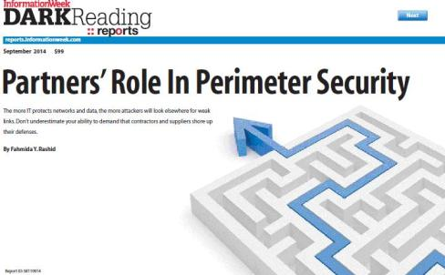 Title Partner�s Role in Perimeter Security