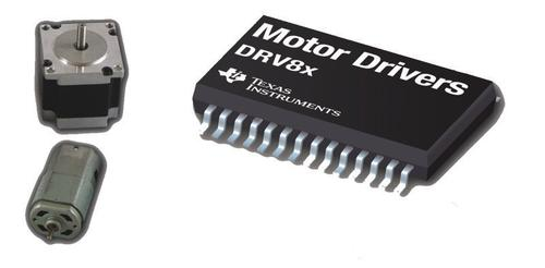 Motor drivers often integrate control circuitry such as current regulation or digital state machines to operate the motor, in addition to providing a high-voltage and high-current drive. These motion solutions provide a level of robustness plus compact size that can be ideal for medical device design.
