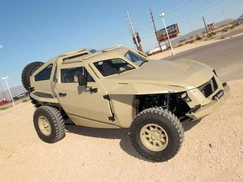 Local Motors already has 140 orders for the Rally Fighter, its first open-source vehicle.