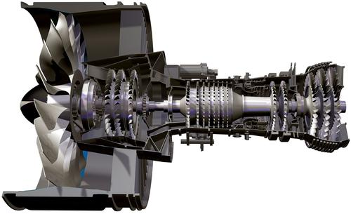 The PurePower PW1000G is an ultra-high bypass ratio turbofan engine. It incorporates advanced technologies throughout the design, including superior propulsion efficiency and a highly effective fan drive gear system.