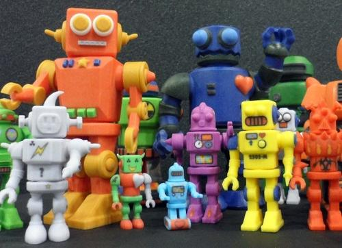 MyRobotNation.com leverages the latest in HTML 5.0 and WebGL