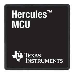 TI's Hercules MCU platform handles random failures and supports safety certification processes.
