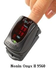 The Nonin Onyx II 9560 fingertip pulse oximeter will be the subject of a teardown at DesignMed 2011 and ESC Boston.