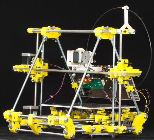 The BotMill 3D printers, based on the RepRap open-source project, are available as kits or in a fully assembled version.