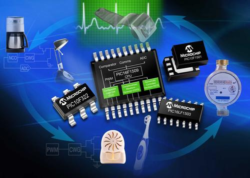 Microchip's low-cost MCUs have been employed in medical applications, such as treatment of acne.  (Photo courtesy of Microchip Technology Inc.)