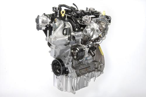 Ford's tiny EcoBoost 1.0-liter engine brags 118-horsepower oomph.