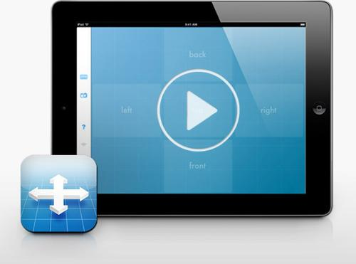 Maide Control taps the iPad to let users drive 3D modeling tools with multitouch gestures like swiping and tapping.