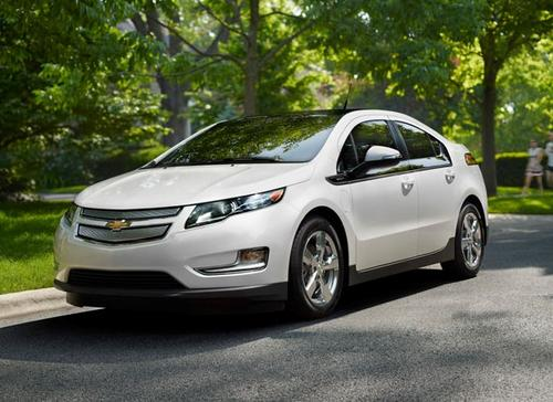 The 2012 Chevy Volt