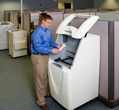 Z Corp's Zprinter line fills in the midrange price point and addresses the need for full color printing 