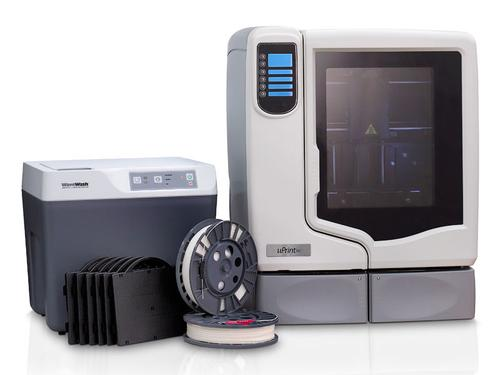 The uPrint SE Print Pack is one of two professional 3D printer models Stratasys is offering in a fixed-price, monthly lease program that bundles printer, software and supplies. Source: Stratasys