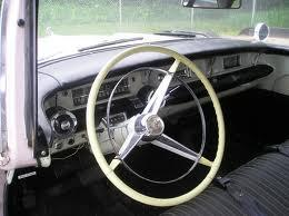 In order to change the radio tubes on the 1957 Buick Special, you had to remove this dashboard.