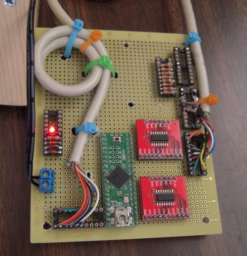 To program the Teensy++ board, you'll need the Arduino software, as well as a utility to program the Teensy itself.  