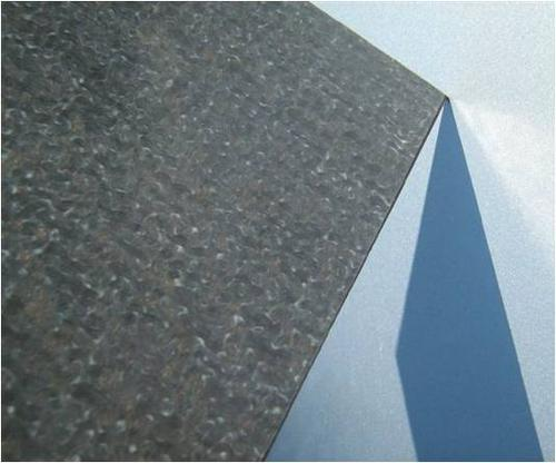 Carbon-fiber/PET composites offer 50 percent of the tensile strength and 90 percent to 100 percent of the tensile modulus of an equivalent composite based on virgin fibers. 