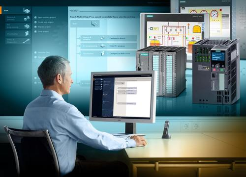 Siemens created a Safety Advanced program within its TIA (totally integrated automation) portal. The goal is to help users integrate safety functions into standard automation processes. The safety feature was designed for intuitive operation and quick entry in the generation of fail-safe programs. The library concept was created to simplify the validation of safety-oriented applications.   (Source: Siemens)