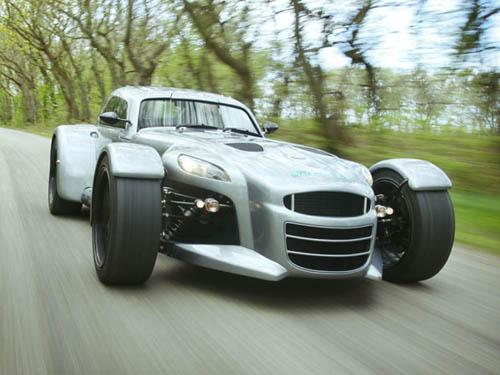 Donkervoort Automobielen employed SolidWorks Simulation to cut the number of vehicle prototypes of its D8 GTO by 50 percent.