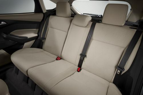 Ford and Unifi, maker of Repreve, will gather and recycle 2 million plastic bottles at CES and other shows for conversion into the Repreve seat fabric used in the 2012 Focus EV. 