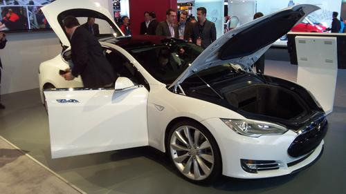 Tesla Motors said it will begin delivery of the much-awaited Model S electric car in mid-2012. The Model S will have three versions: one with a 40kWh battery and a 160-mile range, one with a 60kWh battery and a 230-mile range, and one with an 85kWh battery and a 300-mile range. 