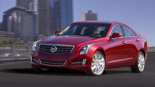 Cadillac's 3,400lb ATS will mark the automaker's debut in the compact luxury market. 