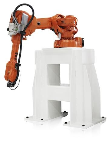 One of the most significant trends in robotics will be the convergence and integration of multiple technologies that will help speed up and automate the factory. ABB's Automation and Power World 2011 conference, described in Convergence of Power and Automation, focused on merging power systems with automation, as in smart power grids or factory-wide systems. Mid-range robot models increase productivity in material handling, machine tending, and other process applications in factories, as well as related functions in electric utilities. Other key elements that work with robots are distributed control systems and asset optimization software for managing high voltage circuit breaker performance and availability.