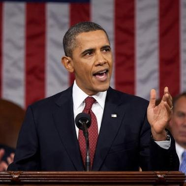 President Obama called for regulatory and tax-relief support for innovation  and research in his Jan. 24 State of the Union Address. (Official White House photo by Pete Souza.)